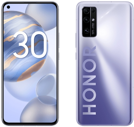 Honor 30 Premium 8/256Gb Titanium Silver (Титановый серебристый)
