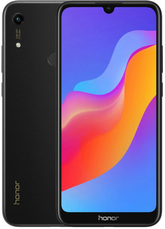 Honor 8A Prime 3/64Gb Midnight black(полночный черный)