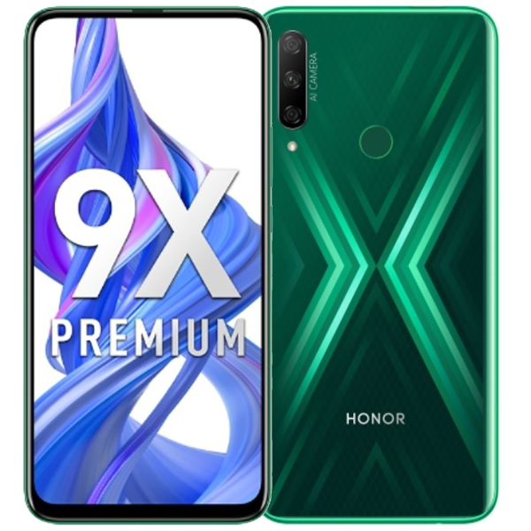Honor 9X Premium 6/128GB Зелёный (Green) 2019