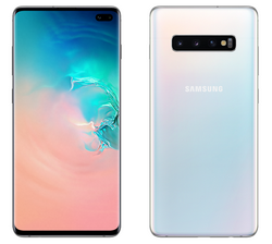 Samsung G975F-DS Galaxy S10+ 8/128GB Prism White (перламутр)