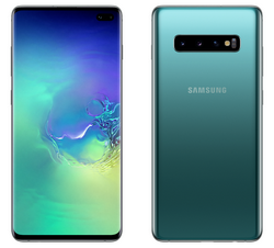 Samsung G975F-DS Galaxy S10+ 8/128GB Prism Green (Аквамарин)
