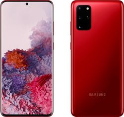 Samsung G985F/DS Galaxy S20+ 8/128GB Red (красный)