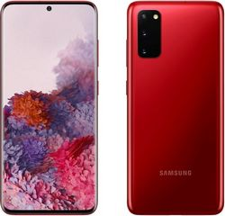 Samsung G980F/DS Galaxy S20 8/128GB Red (красный)