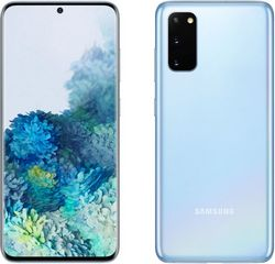 Samsung G980F/DS Galaxy S20 8/128GB Cloud Blue (голубой)