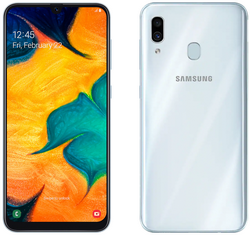 Samsung A305 Galaxy A30 3/32GB White (Белый)