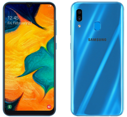 Samsung A305 Galaxy A30 64GB Blue (Синий)