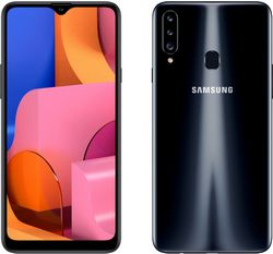 Samsung Galaxy A20s 32GB Black (черный)
