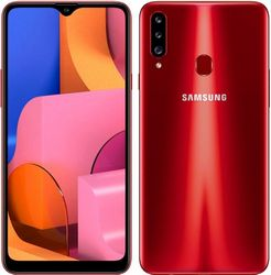Samsung Galaxy A20s 32GB Red (красный)