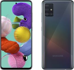 Samsung Galaxy A51 6/128GB Black (черный)
