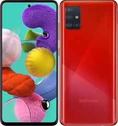 Samsung Galaxy A51 6/128GB Red (красный)