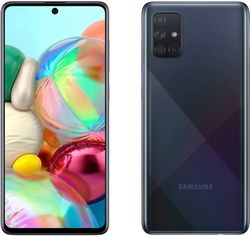 Samsung Galaxy A71 6/128GB Black (Черный)