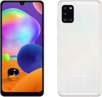 Samsung Galaxy A31 4/64GB White (белый)