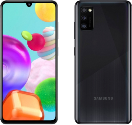 Samsung Galaxy A41 4/64 Black (черный)