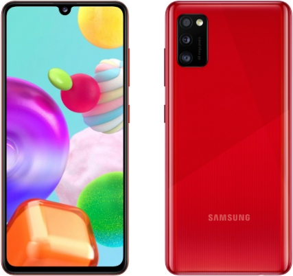 Samsung Galaxy A41 4/64 Red (красный)