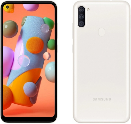Samsung Galaxy A11 2/32GB White (белый)