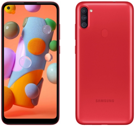 Samsung Galaxy A11 2/32GB Red (красный)