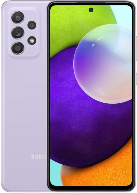 Samsung Galaxy A52 4/128GB Awesome Violet (лаванда)