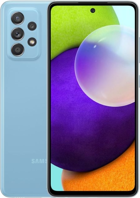 Samsung Galaxy A72 6/128GB Blue (синий)