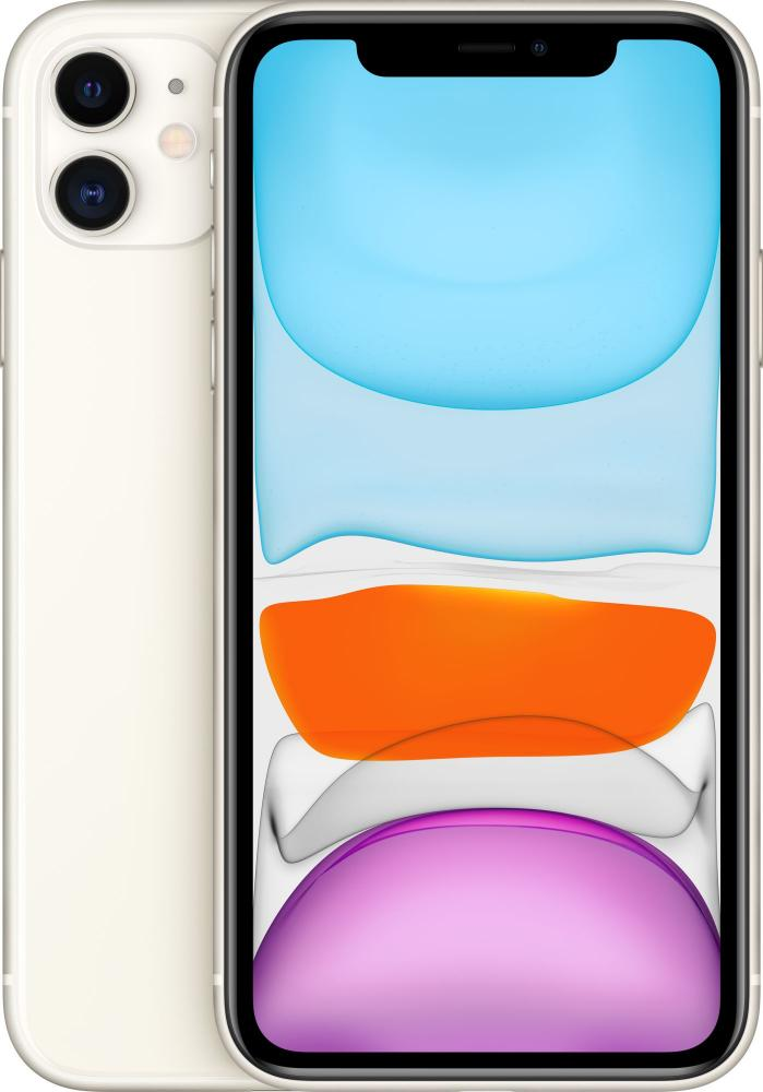 Apple iPhone 11 128GB белый