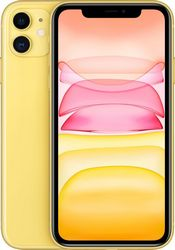 Apple iPhone 11 128GB жёлтый