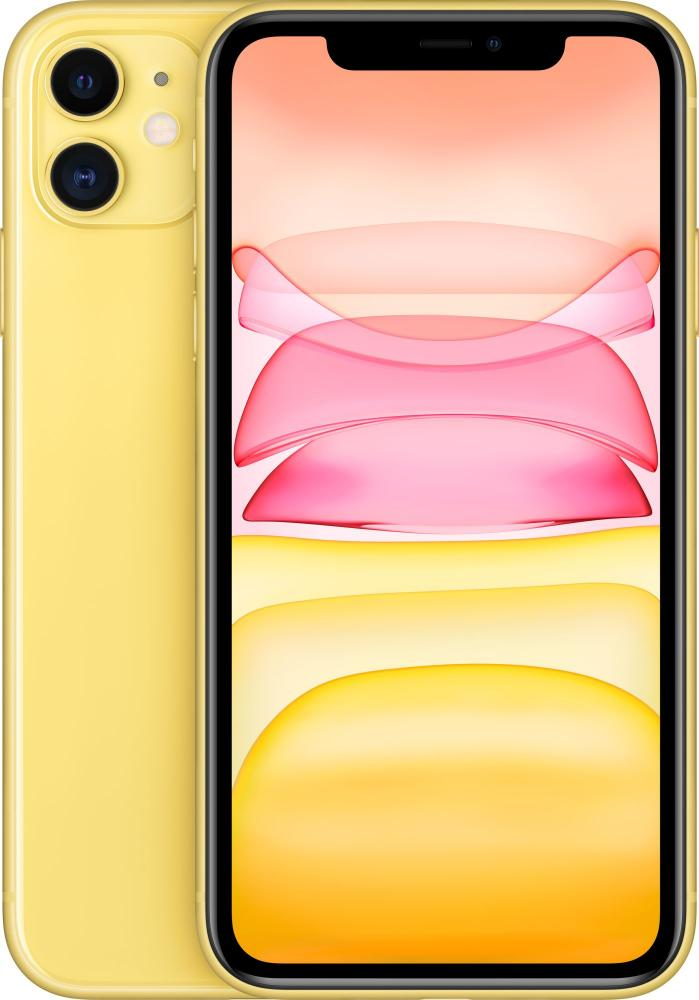 Apple iPhone 11 256GB жёлтый