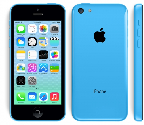 Apple iPhone 5c 8GB Blue A1507
