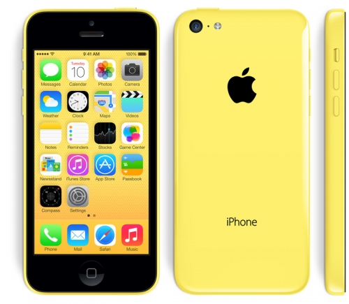 Apple iPhone 5c 8GB Yellow A1507