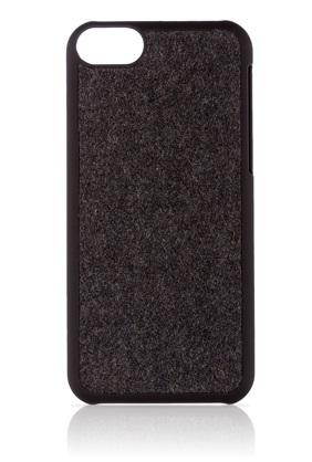 Чехол Gear4 SuitCase Felt для iPhone 5c черный