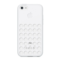 Чехол Apple iPhone 5c Case MF039ZM/A Белый