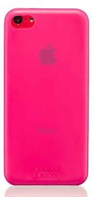 Чехол-накладка для iPhone 5C Fliku Slim Case, цвет розовый