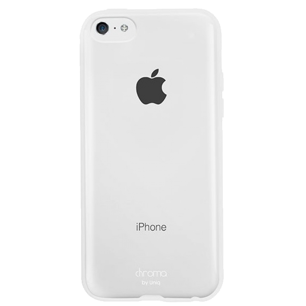Клип-кейс Uniq Chroma IP5CHYB-CRMWHT Dove Чехол для iPhone 5C