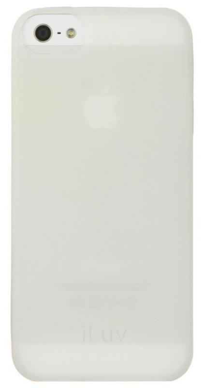 Клип-кейс ILuv Gelato ICA7T306 для iPhone 5С (белый)