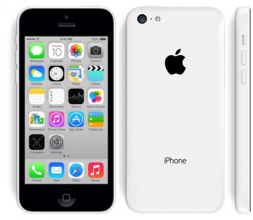 iPhone 5c 16GB White A1507