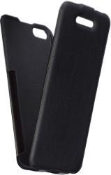 Чехол-книжка IBox Titanium для Iphone 5C (черный)