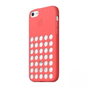 Чехол Apple iPhone 5c Case MF036ZM/A Розовый
