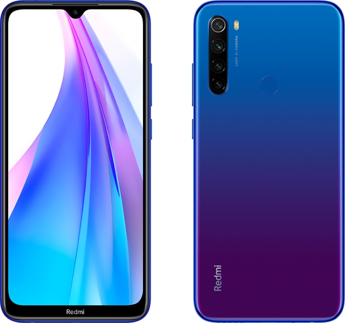 Xiaomi Redmi Note 8Т 3/32GB Starscape Blue (синий)