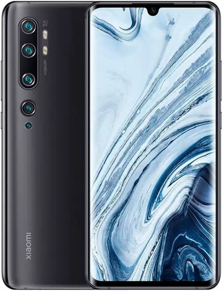 Xiaomi Note 10 6/64GB Midnight Black (черный)