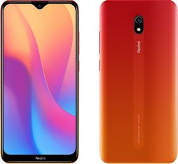Смартфон Xiaomi Redmi 8A 2/32GB Red (красный)