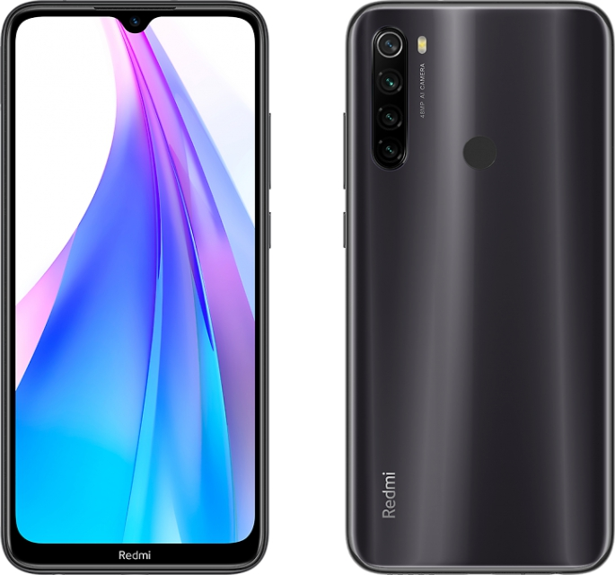 Xiaomi Redmi Note 8T 4/128GB Gray (серый)