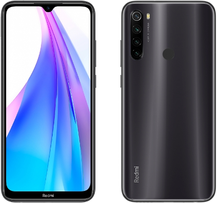 Xiaomi Redmi Note 8Т 4/64GB Gray (серый)