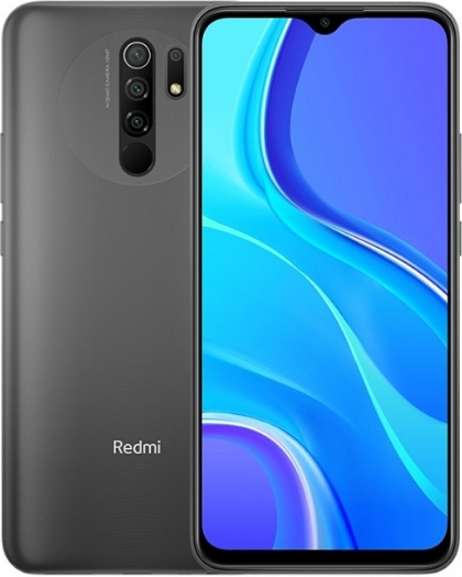 Xiaomi Redmi 9 4/64Gb Carbon Grey (серый)