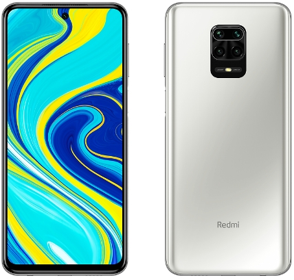 Xiaomi Redmi Note 9S 4/64GB Glacier White (белый) 2020