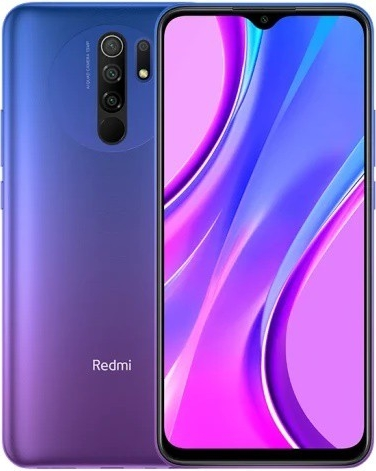 Xiaomi Redmi 9 3/32Gb Sunset Purple (фиолетовый)