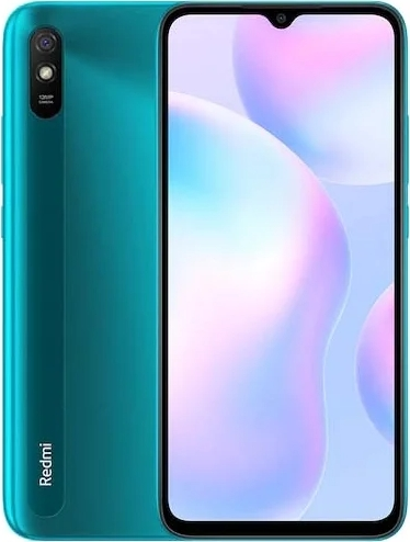 Xiaomi Redmi 9A 2/32Gb Peacock Green (зеленый)