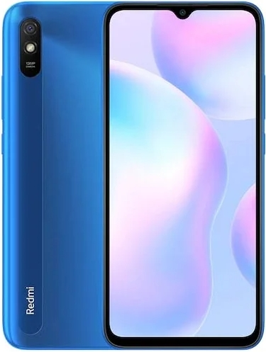 Xiaomi Redmi 9A 4/64Gb Sky Blue (синий)