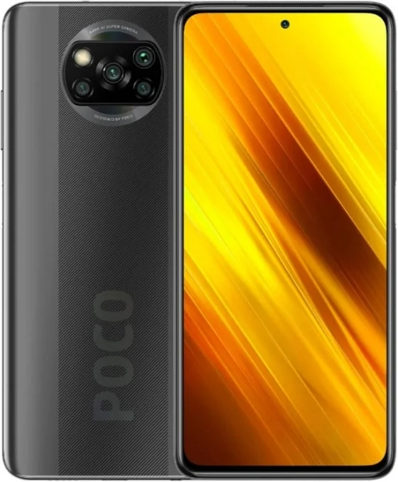 Xiaomi Poco X3 6/128 Shadow Gray (Серый сумрак)