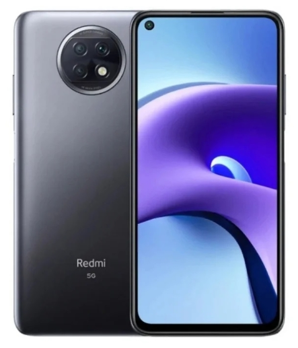 Xiaomi Redmi Note 9T 4/64GB Nightfall Black (Черный)