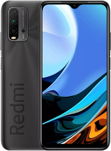 Xiaomi Redmi 9T 4/64Gb Carbon Gray (серый карбон)