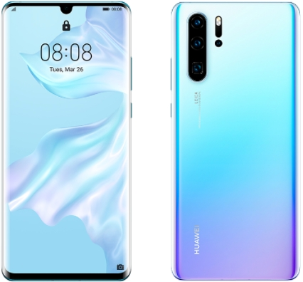 Huawei P30 Pro 8/256 Gb Breathing Crystal (Светло-голубой)