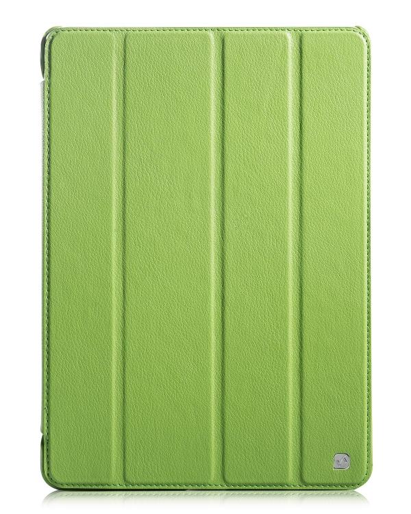 Чехол HOCO Duke series зелёный для iPad Air